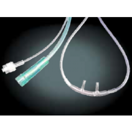 Lo-Flo CO₂ Sampling Cannula W/Dual O₂ Delivery